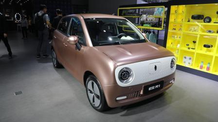 2018广州车展, 新品牌新能源车型欧拉R1!