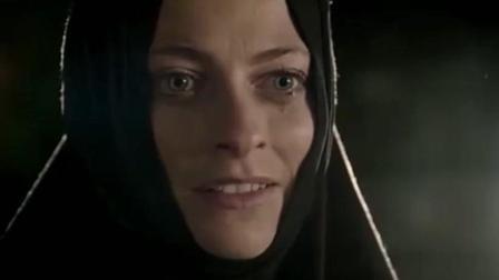 神探夏洛克: 最深情的一幕, 卷福奋不顾身解救The Woman
