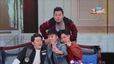 """第6期:陈赫""""萌贱""""告白小岳岳 喜剧总动员 171"""