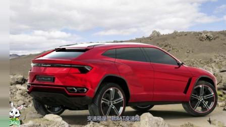 2019款兰博基尼Urus内饰豪华, 百公里加速3.6秒, 地表最强SUV!