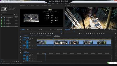 Pr22小经验之高效剪辑, 剪辑师之路
