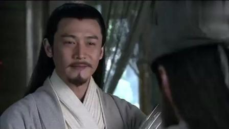 诸葛亮太会说话了: 夸赞关羽五尺开外, 英雄气逼面而来!