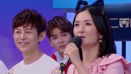 """何炅怼谢娜: 你能进准这歌我跟张杰姓! 秒被打脸, 何炅变""""张炅"""""""