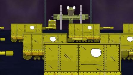 坦克世界动画: 新式科技产品! 这盒子坦克能有战斗力吗?