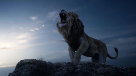 迪士尼年度真人巨制《狮子王》全球首支先导预告片王者归来