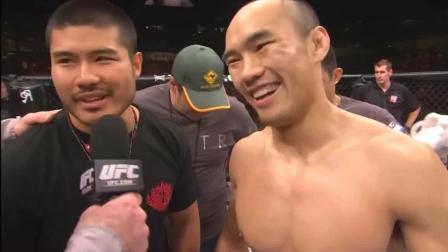 ufc无限制格斗张铁泉 UFC经典对决回顾: 草原狼 张铁泉 VS Jason Reinhardt