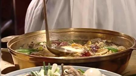 大长今: 看着这样的美食真是太可口了, 难怪长今会如此受欢迎!