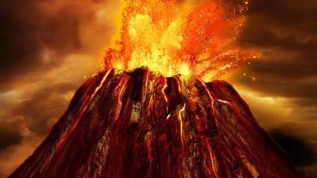 实拍: 超震撼的火山爆发场面, 看完之后让人后怕!