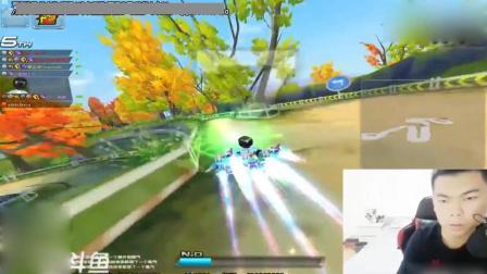 QQ飞车——歪斌边境最强让秒, 让20秒都来了, 你们猜他能完成吗?