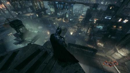 【蝙蝠侠: 阿卡姆骑士】04: 阿卡姆骑士登场