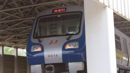 北京地铁13号线拆分规划方案公示!