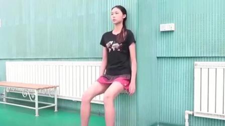 羽毛球教学: 下肢力量训练, 可以预防伤病增强比赛中稳定性爆发力