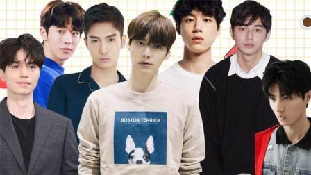 这些帅哥居然是麻豆? 中日韩模特转型男演员大盘点!