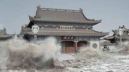 陕西一座神庙, 百年来发洪水都乖乖绕道, 专家也解释不了, 3个学生揭开谜团!