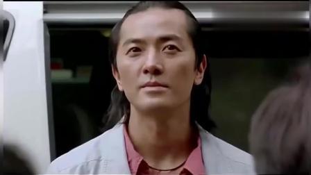 《古惑仔》陈浩南出狱, 只说了一句话就被一群人围殴!