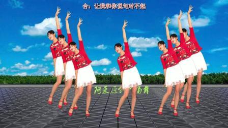 气质美女跳《广场舞》太好看了, 舞姿优美, 简单