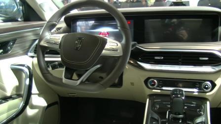 一汽奔腾新形象出展汽车消费节 奔腾T77上市售价8.98万起