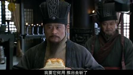 刘备这次把曹操坑惨了, 一块石头竟换了曹操五万兵马, 曹操大怒