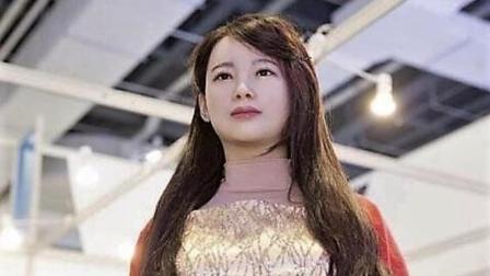 中国美女机器人惊艳全球! 表情丰富还会说话 上市一小时售出10000个
