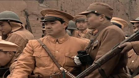 李云龙率部队突围, 日军被拖了一天, 第二天进攻发现一个人都没有