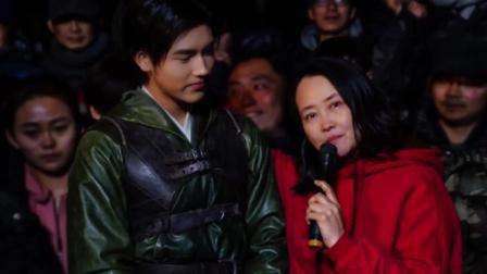 资讯: 陈飞宇晒《将夜》杀青幕后照感谢众人 称将不出演第二部