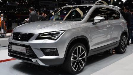 大众终于发飙了, 新款SUV比路虎还抢眼, 价格爆出还看啥本田丰田
