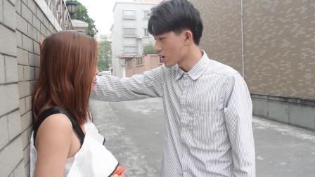 美女清洁工不识董事长, 让他假装男友气前任, 前男友一声董事长