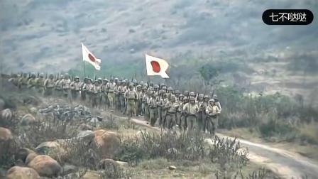 日军大部队来袭,伪军司令看到一坨马粪,竟直接指出新四军根据地