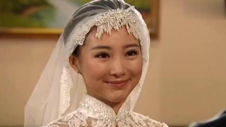 名媛望族: 浩颐在教堂里出嫁, 钟卓万开车及时赶到送吊坠!