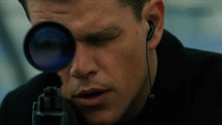 无论隔了多久去看谍影, 伯恩的两次通话都是经典