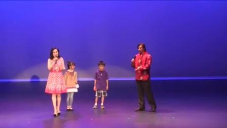 男女二人演唱《常回家看看》唱出了多少父母的心声