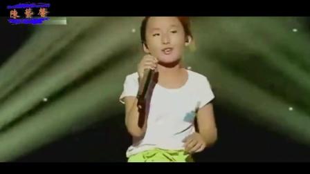 5岁小孩太牛了, 翻唱《像梦一样自由》超越汪峰, 嗓音至今无人超越