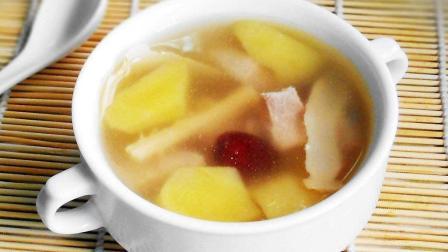 冬季咳嗽、痰多, 不妨试试这款汤, 便宜还好喝