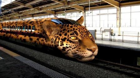 """世界上最快的""""火车"""", 时速501公里, 最后一个堪比超人"""