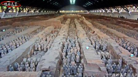 西安秦始皇陵兵马俑-真正千人千面的中国写实主义雕塑巅峰神作10