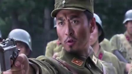 鬼子中队运山炮要去炸国军阵地, 出兵计划干掉敌人重武器!