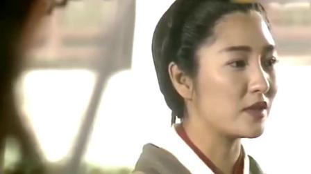 神雕侠侣杨过带着面具, 李莫愁问他是谁, 杨过: 我抱过你, 你都忘啦?
