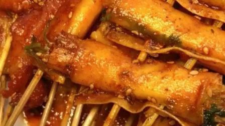 街边好吃的串串香, 买些食材在家制作, 更加健康想吃多少吃多少!