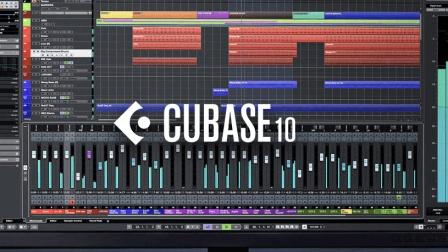 Cubase 10使用教程第一集-Cubase Pro 10新功能总体介绍