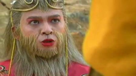 天地争霸美猴王 : 老牛使了一点力, 通臂猿猴就不行了, 太虚弱了!