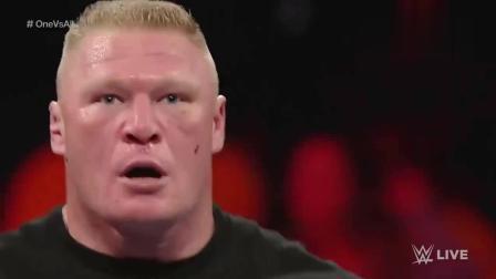 wwe赛事 WWE精彩赛事回顾 罗曼在一场对所有比赛中竞争 场面十分激烈