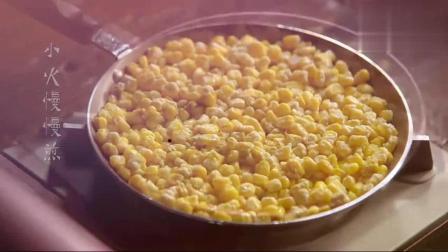 香脆可口的黄金玉米烙, 在家就可以简单完成的美食