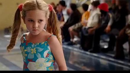 超能力挑选现场, 考核官嘲笑小女孩太普通, 下一秒考核官愣住了!