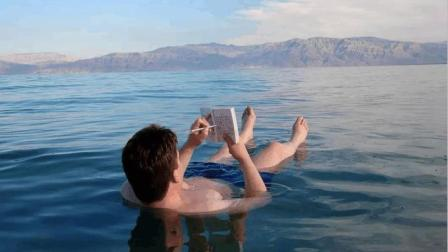 世界上最神奇的海, 可以漂在水上看报纸, 如今却要消失了
