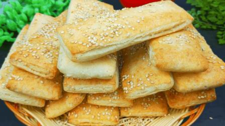 香掉牙的千层饼, 人人都爱吃, 做法和配方详细讲解, 看完你也会