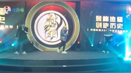IG夺冠庆典小青龙前来助阵! 现场演唱为IG夺冠写的歌!
