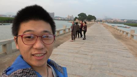 穷游泉州洛阳桥: 这里有一个龟精蛇怪的传说, 听了后你敢过桥吗?