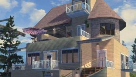 明日之后最受欢迎的房子, 简单现实理想型你选哪个?