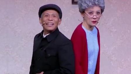 宋小宝袁姗姗对暗号: 天苍苍野茫茫, 后半句笑的我胃疼!