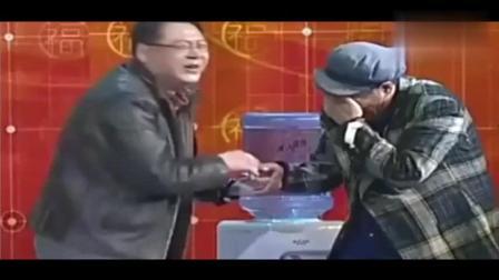 赵本山和范伟第一次喝洋酒, 喝成了这样